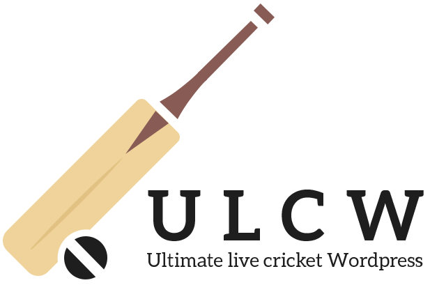Ultimate Live Cricket Score Plugin for WordPress