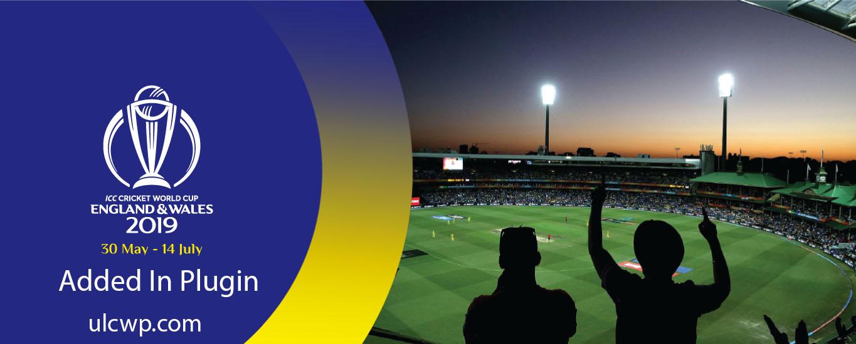 Live Cricket Score WordPress Plugin - Full Featured Cricket Plugin